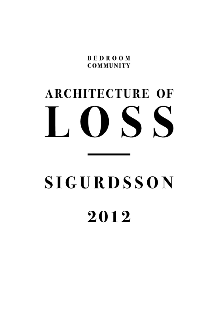 architectureofloss