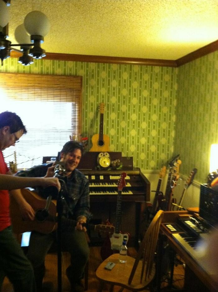 woodenwand_Kyle Hamlett_Battle Tapes studio in Nashville