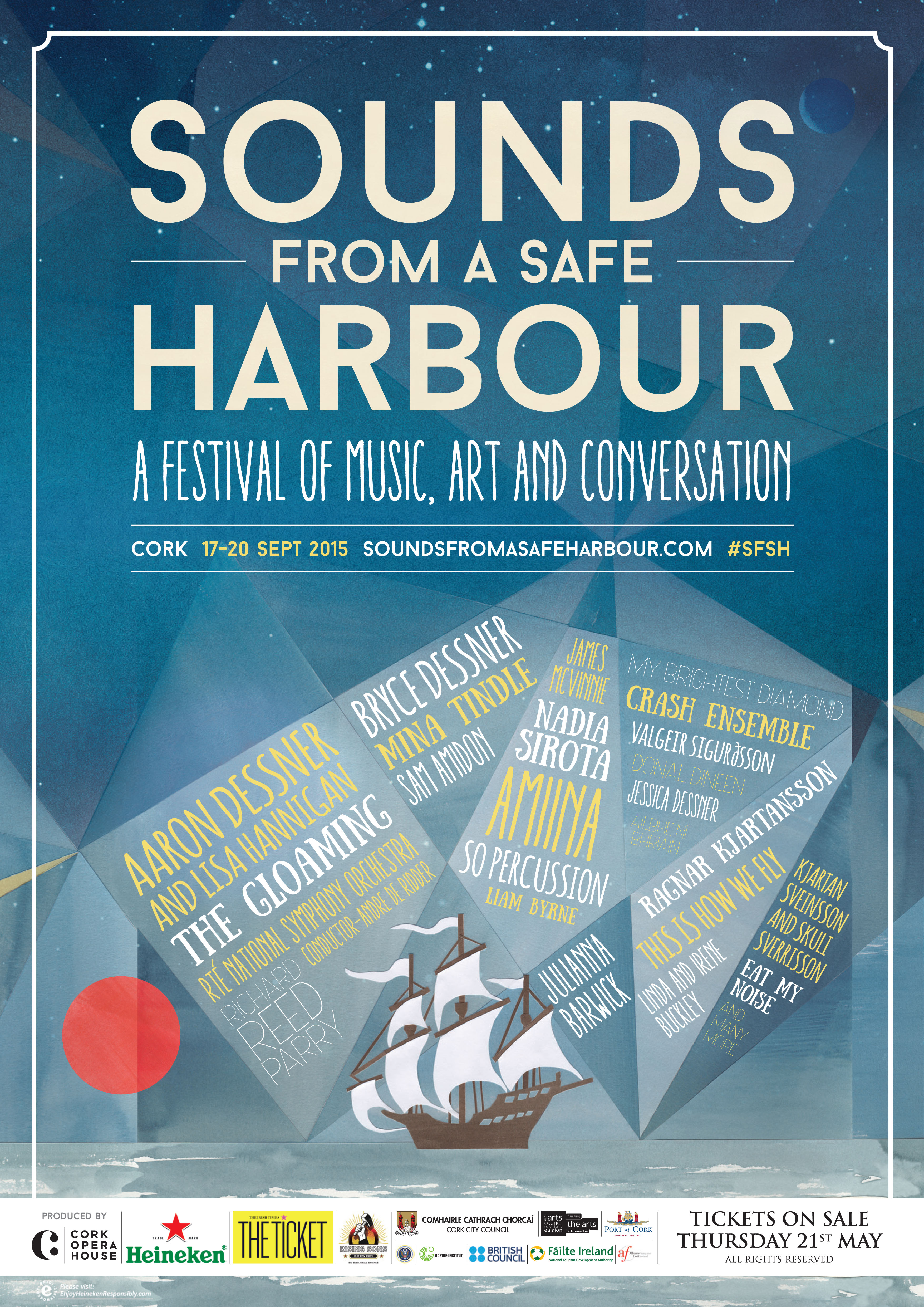 Safe Sound Album Sounds From a Safe Harbour is